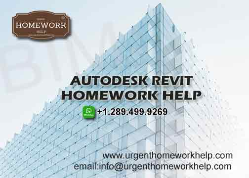 AutoDesk Revit assignment help