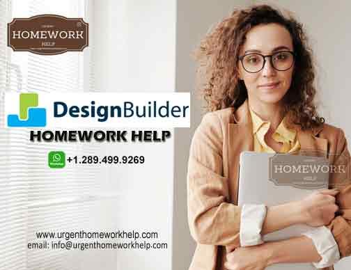 designbuilder homework help