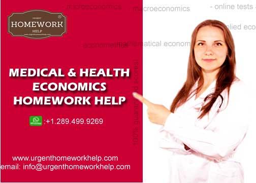 health economics homework help