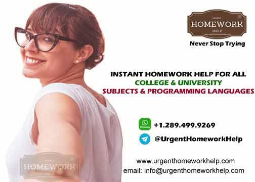 help with homework