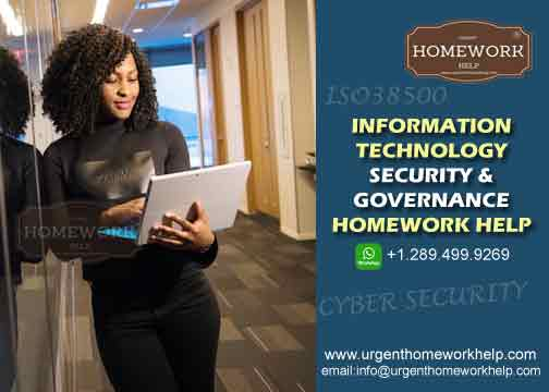information security governance assignment help