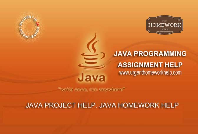 java programming assignment help  java programming homework