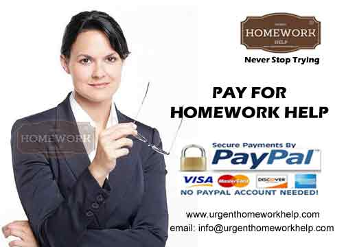 pay for homework help online
