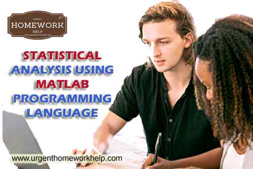 matlab statistical analysis homework help