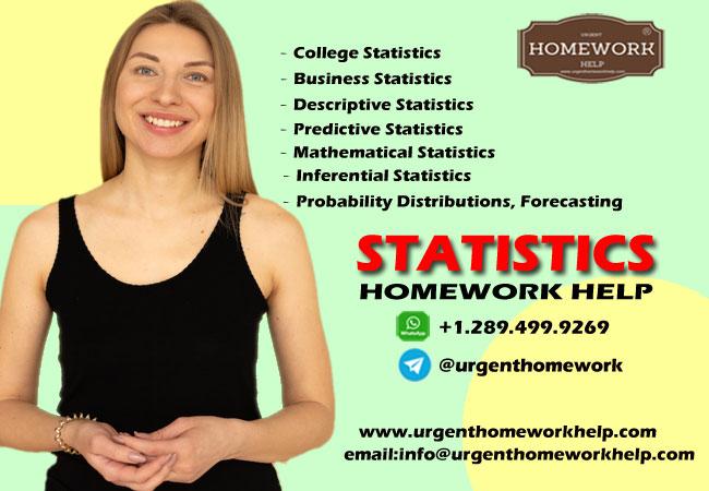 statistics homework help advanced statistics assignment help statistics help online
