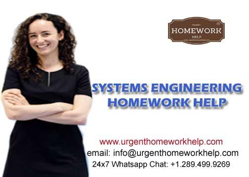 systems engineering homework help