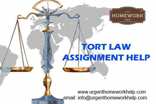 tort law assignment help